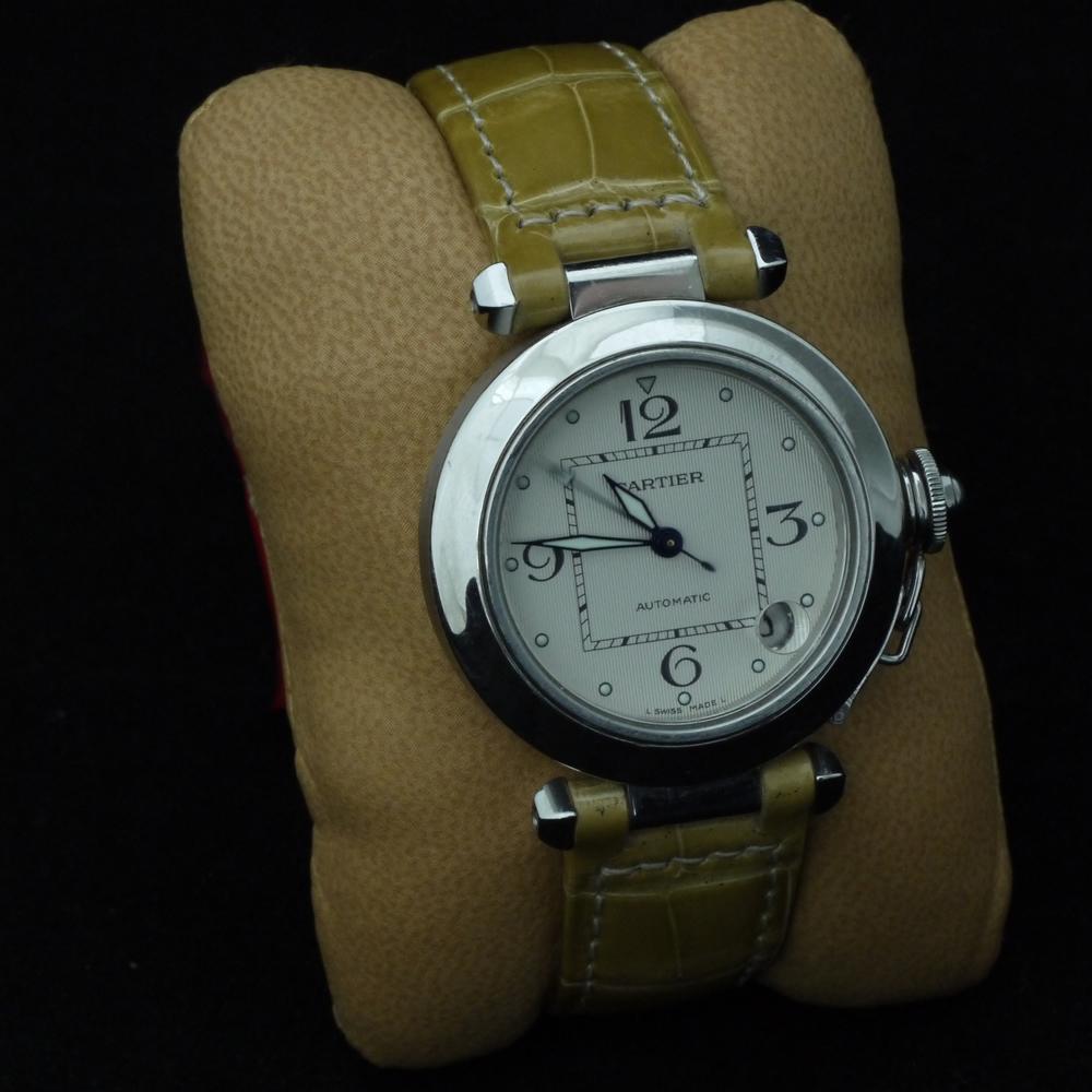 Reloj Cartier segundmano Madrid