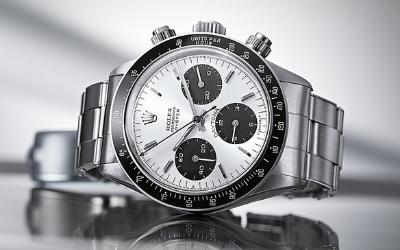 Comprar Rolex chronograph Daytona segundamano Madrid
