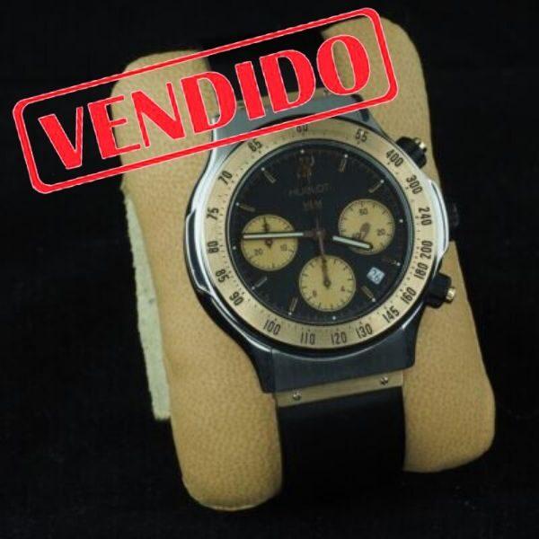 Reloj Hublot segundamano Madrid