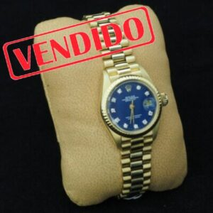Rolex Datejust mujer