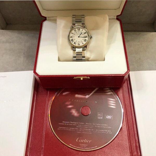 Reloj Cartier Ronde Solo
