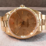 Rolex Oyster Perpetual lateral