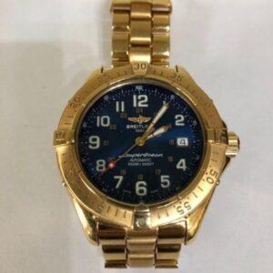 Reloj Breitling Superocean segundamano Madrid
