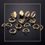 Vender Anillos Oro en Madrid