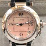 Reloj-Cartier-Pasha-C-Wacth-Pink-Mother