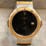 Reloj-Hublot-Classic-Gold-frot