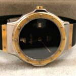 Reloj-Hublot-Classic-Gold-side